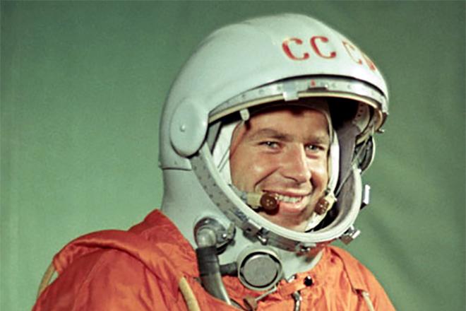 Герман Титов - второй человек в космосе