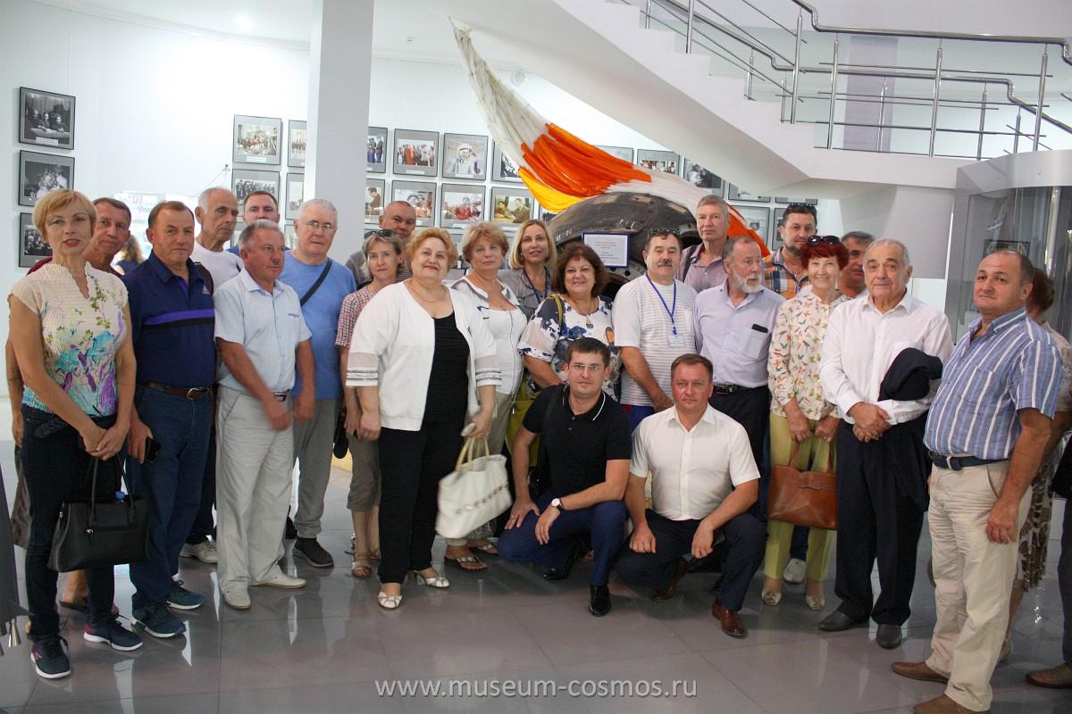 Делегация ветеранов органов прокуратуры Юга России