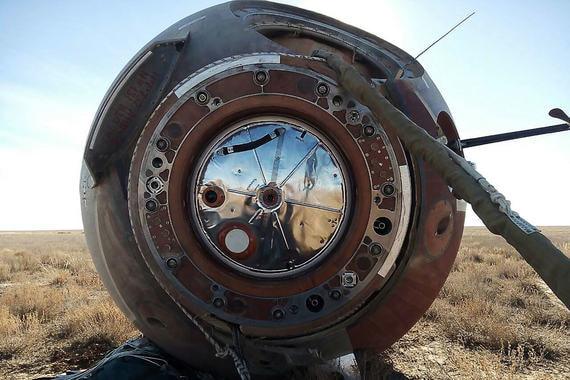 """Авария ракеты """"Союз-ФГ"""" и корабля """"Союз МС-10"""""""