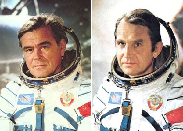 Авария «Союз-18-1» в 1975 году, Василий Лазарев и Олег Макаров