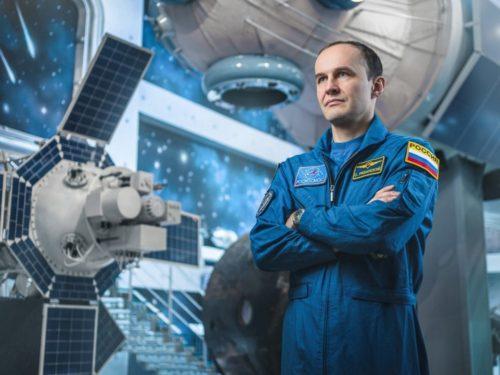 Рязанский Сергей Николаевич - Герой РФ, летчик-космонавт