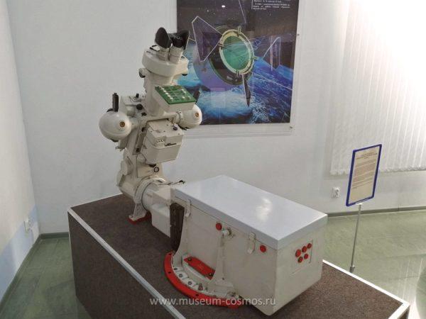 Зал АО ВПК «Научно-производственное объединение машиностроения» в музее